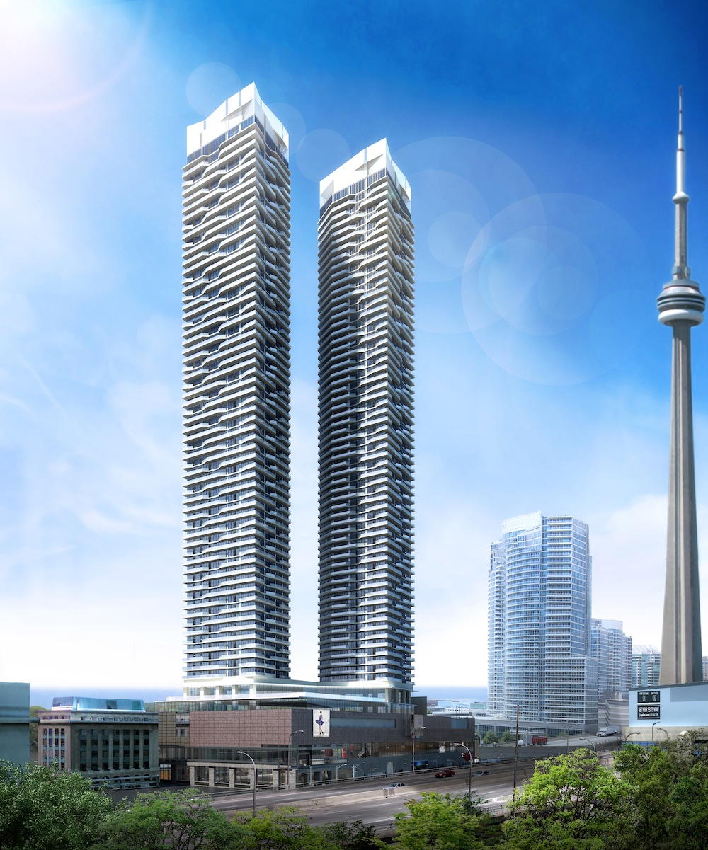 Lighthouse Condos 132 Queens Quay East Lower Jarvis Street