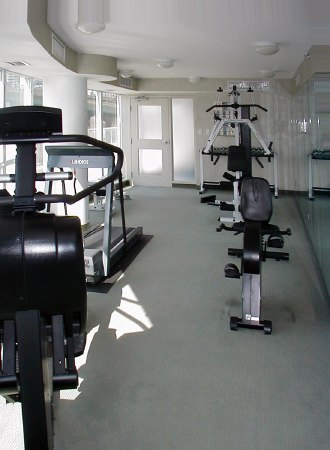 550 queens quay gym