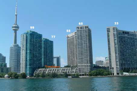 houses for sale in toronto. Harbour square condos toronto