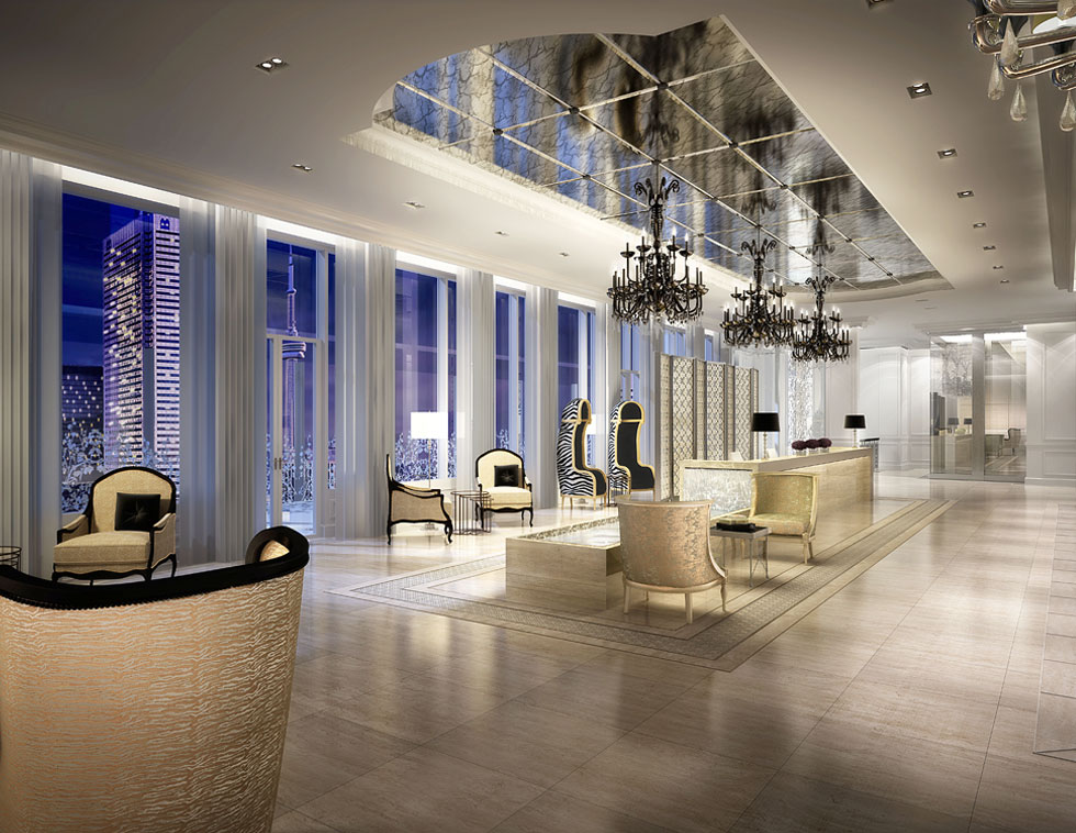 311 325 Bay Street Toronto Trump Tower Condo