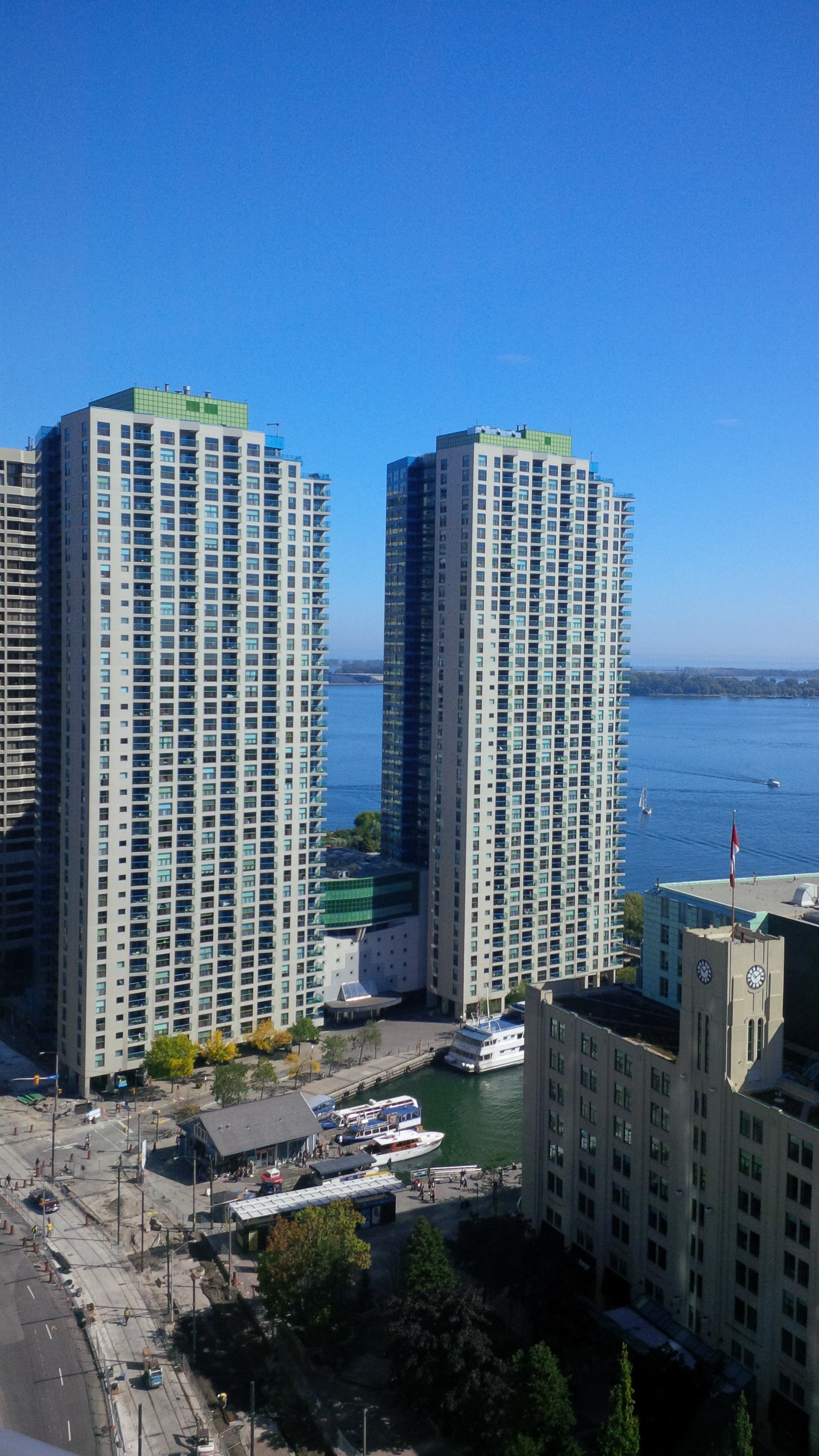 33 55 65 77 99 Harbour Square Condos Toronto