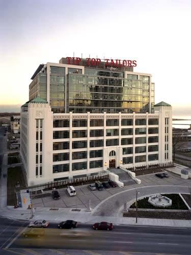 Tip Top Tailors Lofts 637 Lakeshore Boulevard Toronto
